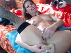 milf-squirts-a-lot-with-anal-dildo