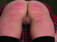 Pain Loving Whores Go In For A Spanking Online