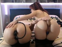 two-sultry-brunette-lesbians-use-sex-toys-to-give-each-othe