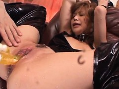 kinky porn moments along naughty akane hotaru