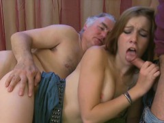 young-bombshell-receives-her-pusys-licked-by-an-old-cat