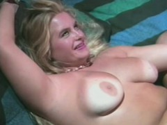 Bodacious And Lustful Blonde Has A Hairy Beaver Needing To Be Pounded