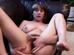 pretty-brunette-clara-brown-shows-off-her-hairy-pussy