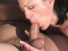 mature-brunette-gives-head-and-gets-her-cunny-pumped-outside