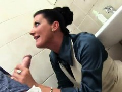 Astonished Peach In Lingerie Is Geeting Peed On And Penetrat