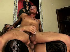 Shemale Carla And Her Hung Boyfriend Fulfill Each Other's Anal Desires