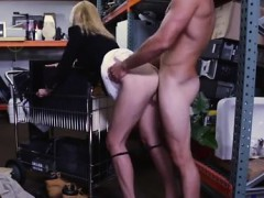 sexy korean bitch big tits sexy milf banged at the pawnshop
