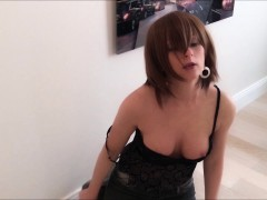 french-maid-downblouse
