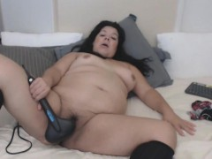 horny-squirty-milf-fucks-pussy-and-ass-with-dildo