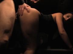 FuckedInTraffic - Big Ass Brunette Babe Nata Lee Gets Fucked