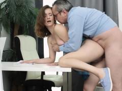 tricky old teacher – slutty student sexy
