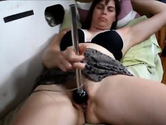 her-cum-is-made-by-him-having-a-vibrator-that-is-makeshift