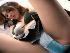 stacked-japanese-beauty-has-a-vibrator-roaming-around-her-s