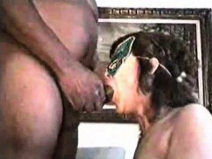 masked-brunette-gets-a-tasty-black-cock