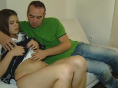 Penniless Stud Lets Foxy Buddy To Drill His Companion For Do