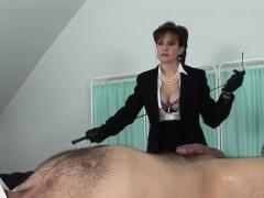 unfaithful english milf lady sonia flashes her big tits