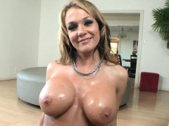 Busty slut pov titfucking