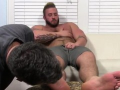 Hot Country Boy Gay Sex Free Aaron Bruiser Lets Me Worship H