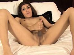 sensual-slender-femboy-queen-masturbating
