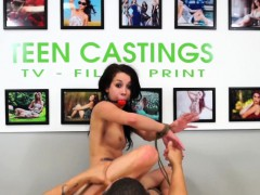 Amateur Teen Squirts At Casting Couch