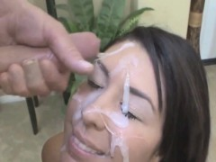 cum in face amateurs compilation by oopscams