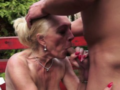 saggytit-mature-banged-outdoors