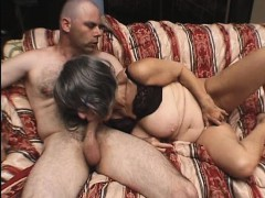 Granny Gets Fucked By A Young Stud