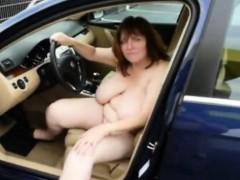 German big boobs mature masturbate Stacy from 1fuckdatecom