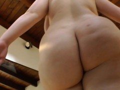 Round Asses With Buttplugs Compilation Video
