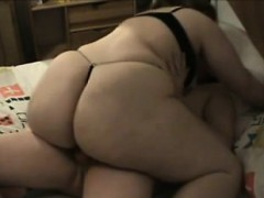 Big Babe Amateur Riding Till She G Thelma From 1fuckdatecom