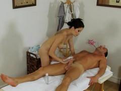 Sexy And Vehement Fucking Takes Insert Massage Room
