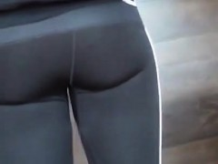 Tracksuit Butt