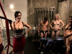 swinger-couples-having-great-bondage-threesome-action