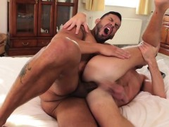 Russian Gay Ass To Mouth With Cumshot
