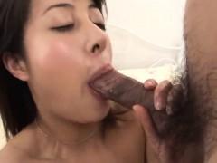Shinobu Mizushima Gives Head Before A Steamy Hot Doggy