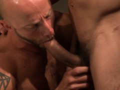 Buff Hunks Big Dick Cums