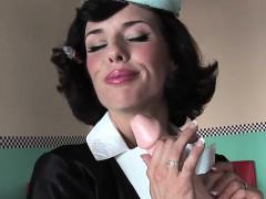 Hottie Milf Veronica Avluv In The Diner