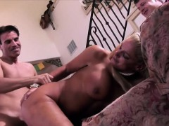 blonde wife loves poking a porn stud