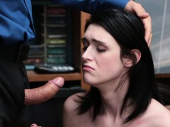 Ivy Aurora Swallows The Lp Officers Fat Cock