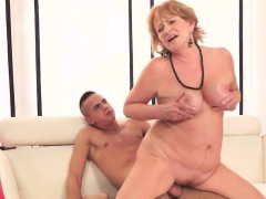 cockriding-grandma-gets-jizzed-in-mouth