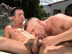 Big Dick Gay Outdoor Sex With Cumshot