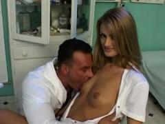 Hot Nurse Seduces Her Doctor To Screw