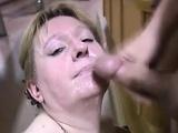 French mature bbw love sperm Mattie from dates25com