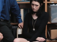 Lp Officer Bang Ivy As Her Punishment