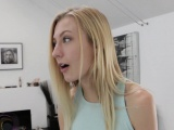 Alexa Grace her big step brother huge cock