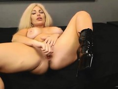 British Flexible Milf With Sexy Accent And Big Tits