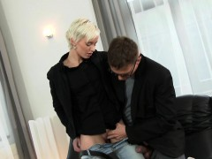 jizzed-babe-pissed-over
