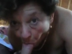 omageil old amateur granny sucking old hard cock WWW.ONSEXO.COM