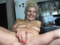 big titted granny solo action WWW.ONSEXO.COM