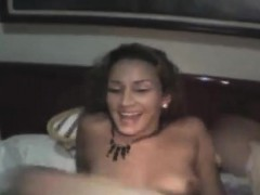 Blonde Street Whore Getting Face Fucked Pov For Some Cash